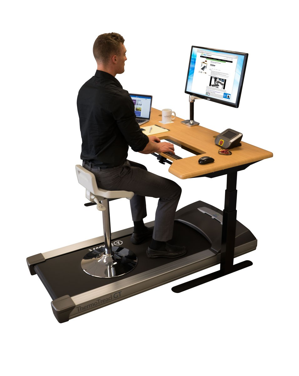 People who bought under desk treadmills..? : Fitness