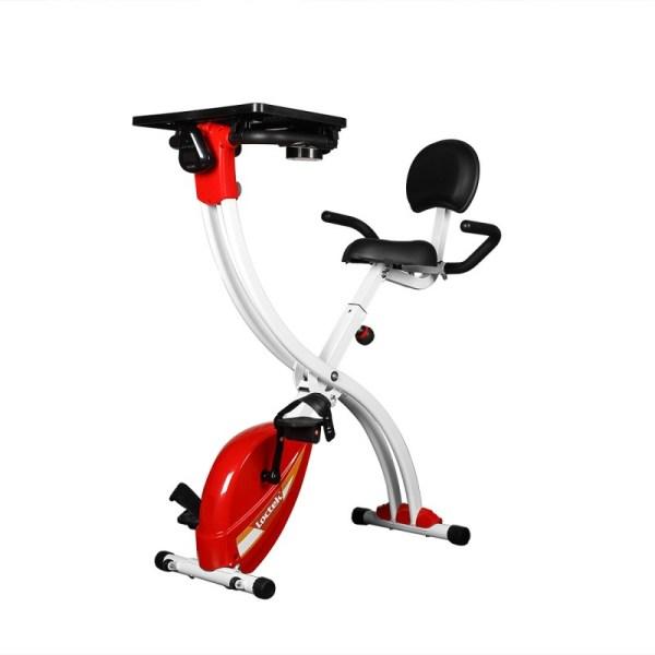 Loctek F1MR Fitness Magnetic Laptop Bike with Tabletop Design