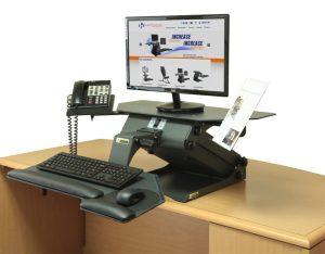 TaskMate Executive Standing Desk