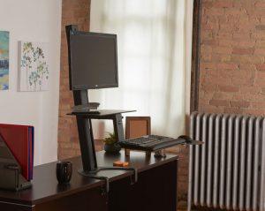 TaskMate Go Standing Desk