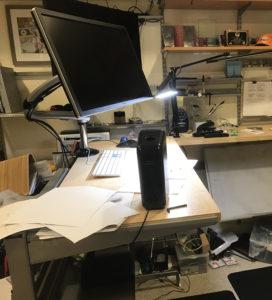 Andrew - DIY Desks article
