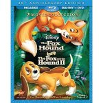 The Fox and the Hound & The Fox and the Hound 2 on Blu-ray Hi-Def & DVD Combo Pack!