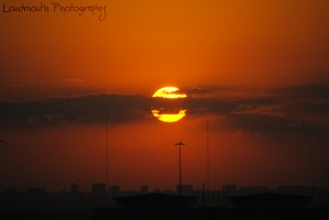 Sunrise Photo, Wordless Wednesday