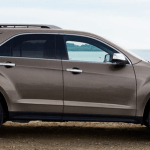 The Chevy Equinox, Gas Card Giveaway!