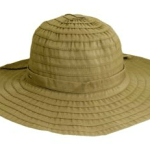 I've Never Worn a Sun Hat, Scala Collezione Sun Hat #Review