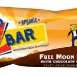 CLIF Kid Zbar Full Moon Brownie, Great Idea for Halloween Treats!