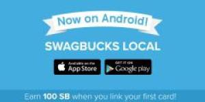 Swagbucks Local Birthday Promotion!