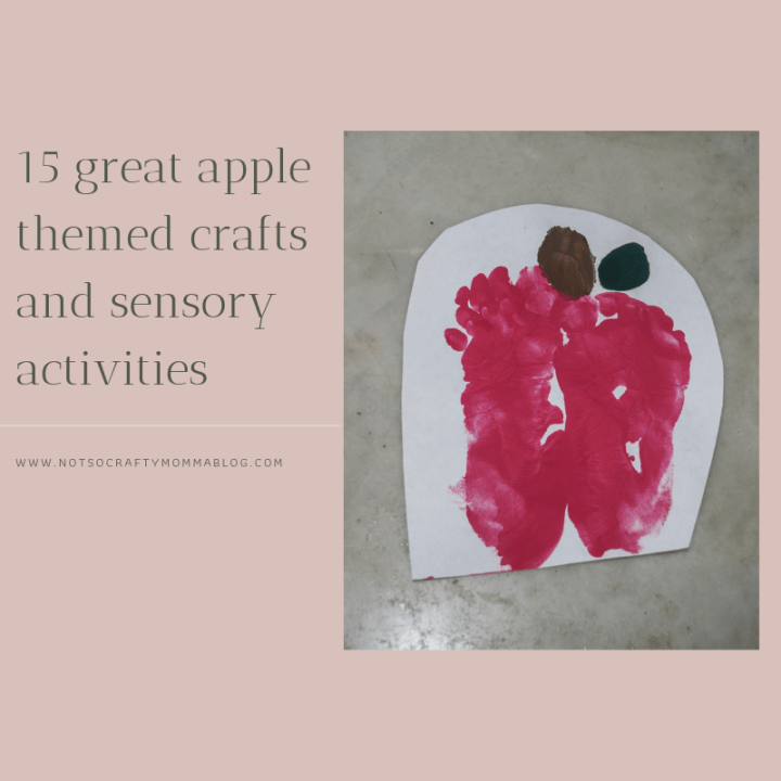 The Ultimate Guide to Apple Sensory and Crafting Fun