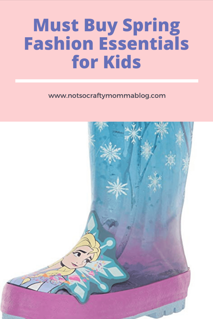 Must Buy Spring Fashion Essentials for Kids
