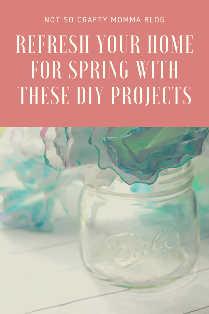 Save Time And Money With These Easy Spring DIY Projects
