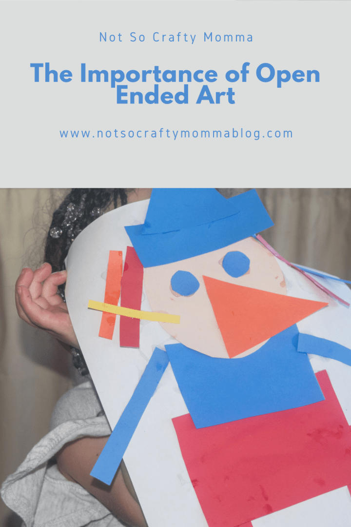 Five Reasons open Ended Art Is Beneficial For Preschoolers