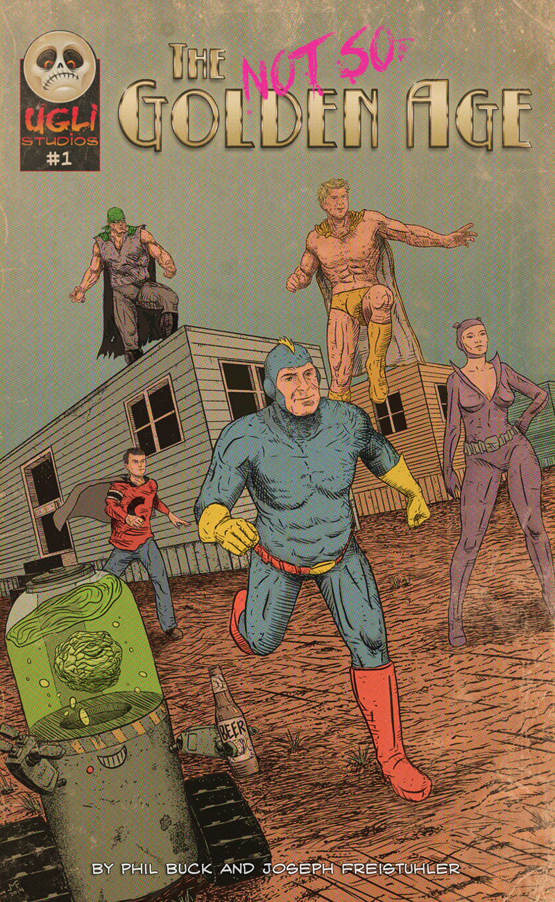 Issue #1 – COVER