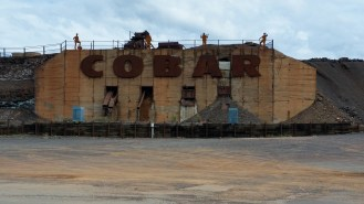 Welcome to Cobar.