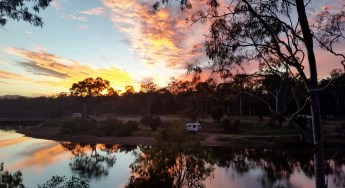 Sunrise at Calliope