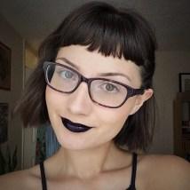 OCC Pagan lip swatch