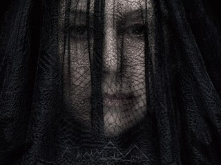 Winchester movie review poster with Helen Mirren
