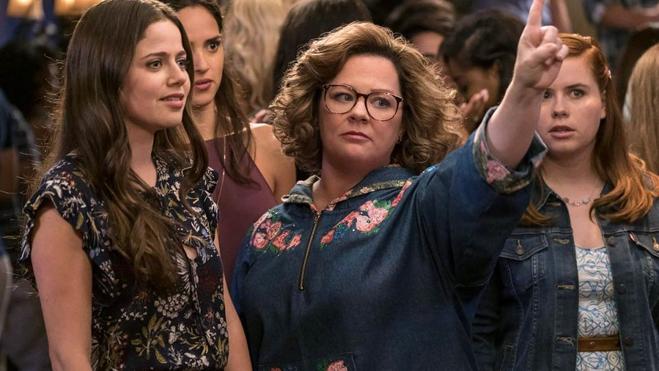 reasons to watch life of the party starring Melissa McCarthy