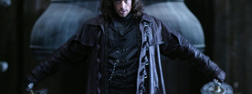 hugh jackman in van helsing 2004 movie