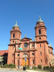 Basilica of St Lawrence - Asheville