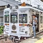 【HDR写真】和歌山電鐵貴志川線に乗って、たま駅長に会いに行ってきた。