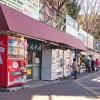 【立ち食いそば】三鷹駅北口にある昭和の香り漂う立ち食いそば店!「立喰いそば さとう」
