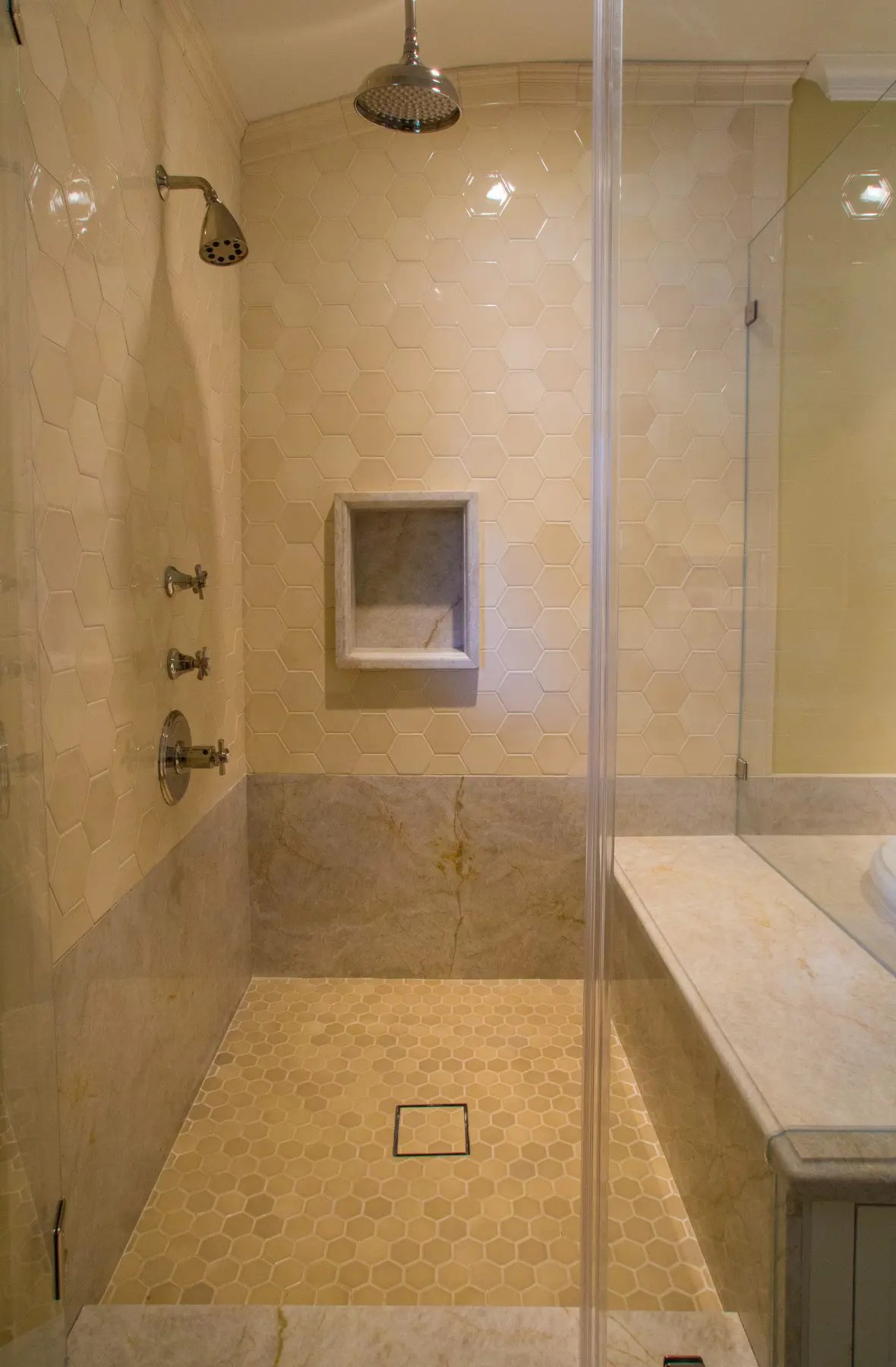 shower chair vs tub bench x back dining a frameless glass with full and rain