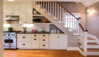Kitchen Stairs New Kitchen Under Stairs Ideas & Photos ...