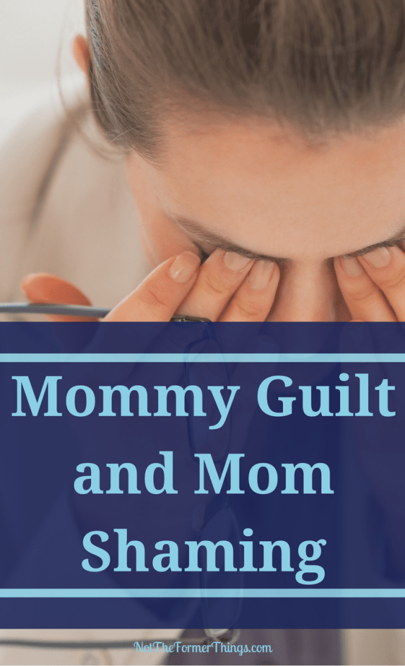 Mommy Guilt and Mom Shaming #mom #momshaming #specialneeds