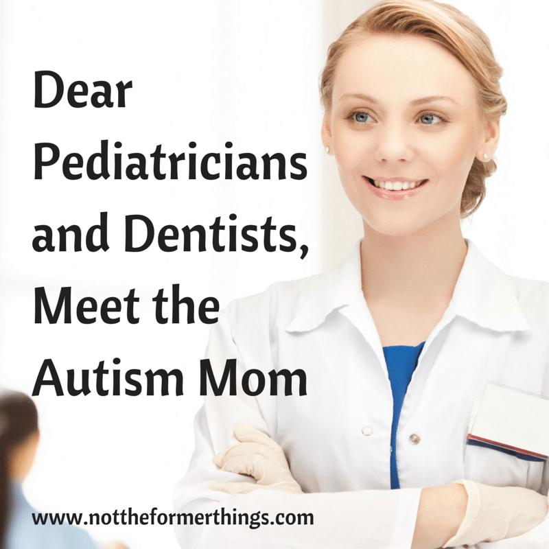 Dear Pediatricians and Dentists, Meet