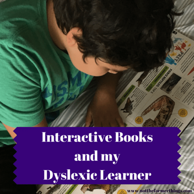 Scanorama Books and My Dyslexic Learner