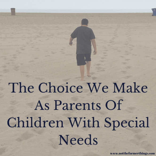 Special Needs Parenting is confusing, at best!