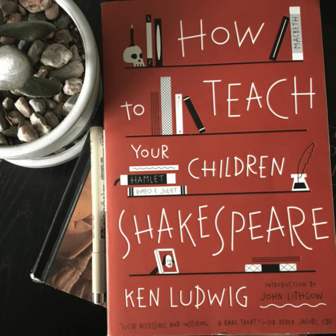 Teaching Shakespeare to children with learning differences has significant benefits.