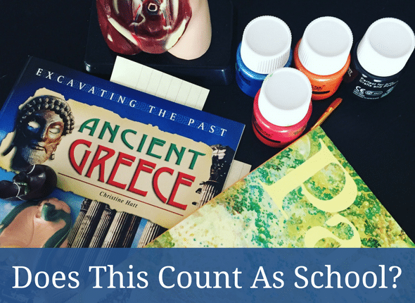 Does This Count As School? Homeschool Mom Q&A #homeschool #homeschoolmom