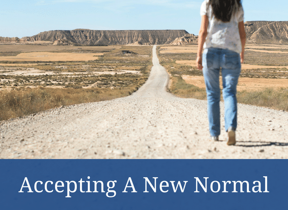 Special Needs Motherhood - Accepting a New Normal #specialneeds #specialneedsparenting