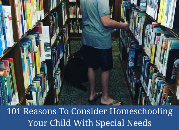 How Do You Homeschool A Child With Special Needs?