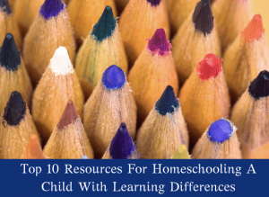 Homeschooling with special needs