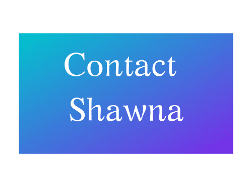 Contact Shawna Wingert, Not The Former Things