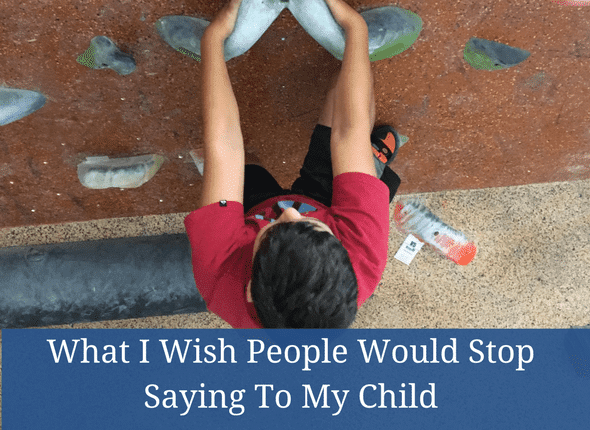 My child with adhd