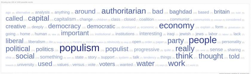 Glassman Popullism
