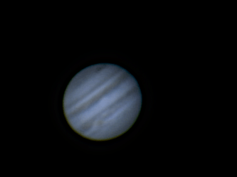 Jupiter - CJ and Andrei Karpenko - 05/03/2013