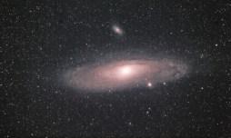 M31 - Andromeda Galaxy - James Dawson - Oct 2014