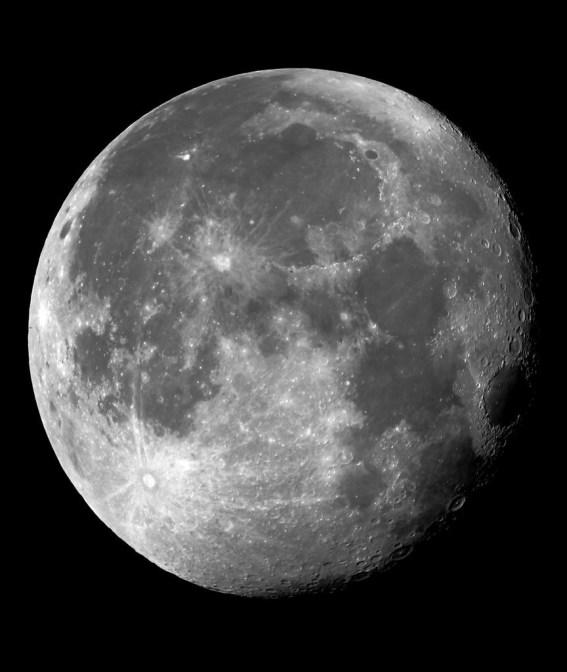 Moon Mosaic - James Dawson - 19/11/2013