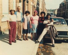 Photographs of Black Britain - Nottingham