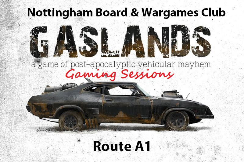 Gaslands Sessions