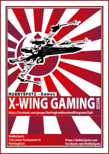 Nottigham X-Wing Gaming