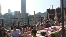 London Shoreditch House Rooftop