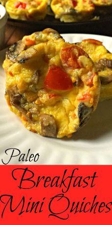 Paleo Breakfast Quiche CV