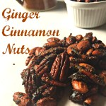 Ginger Cinnamon Nuts
