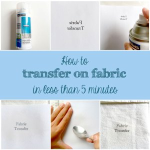 How-to-transfer-on-fabric