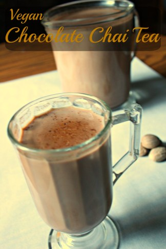 Chocolate Chai Tea CV
